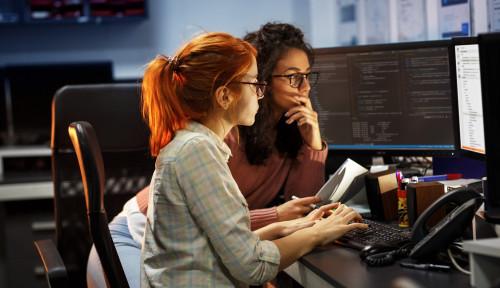 Foto Women in Tech: Industri Teknologi Punya PR untuk Bina Talenta Perempuan