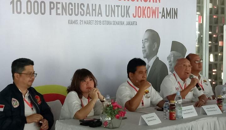 Wow, 10 Ribu Pengusaha Siap Deklarasi Dukung Jokowi - Warta Ekonomi