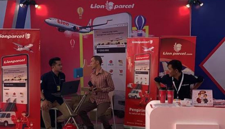 Lion Air Group Luncurkan Lion Parcel MobApps Sasar Social Commerce - Warta Ekonomi