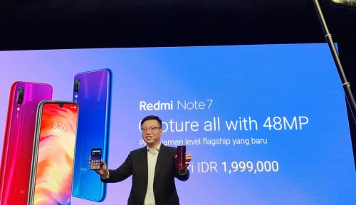 Foto Begini Langkah Xiaomi Hadapi Samsung di India