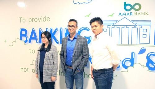 Foto Pacu Produktivitas Karyawan, Amar Bank Ambil Langkah Ini