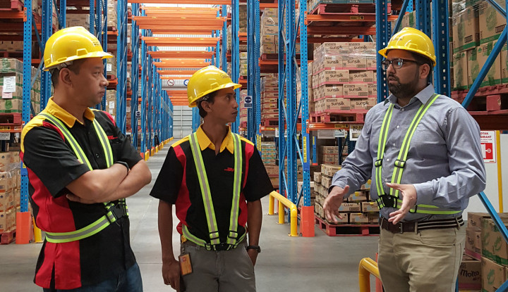 Sambut Logistik 4.0, DSC Fokus Berikan Nilai Tambah - Warta Ekonomi