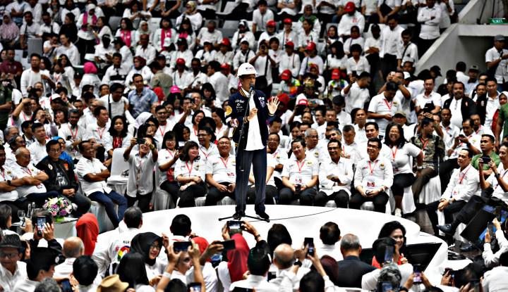 Jokowi Lagi-Lagi Nyindir - Warta Ekonomi