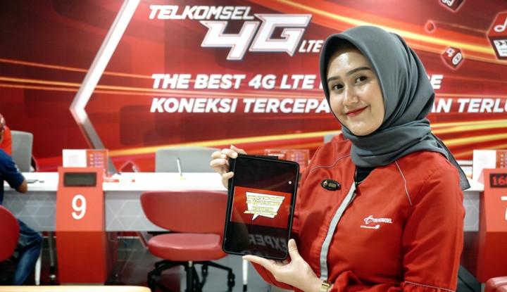 Berikan Layanan Komunikasi Terbaik di Medan, Telkomsel Maksimalkan Upgrade USIM 4G - Warta Ekonomi