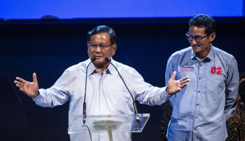 Foto Balikkan dengan Gerindra, Sandi Gak Sekalian Ambil Kursi Wagub Lagi?
