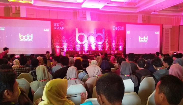 """Bandar Lampung Jadi Kota """"Kick Off"""" Bekraf Developer Day 2019 - Warta Ekonomi"""