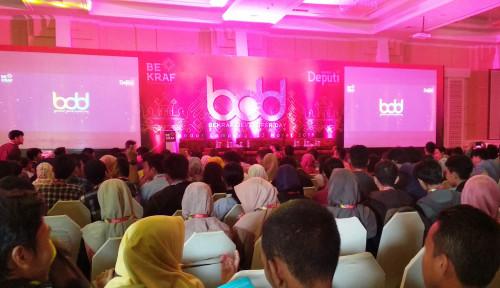 Foto Kembangkan Aplikasi dan Game, Bekraf Jangkau Gorontalo