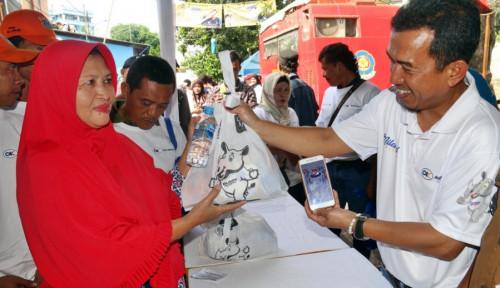 Foto Askrindo Peduli Lingkungan Bersama Kelurahan Kwitang