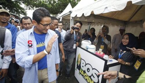 Foto Ramai Berita Boikot Nasi Padang, Jawaban Bang Sandi Berkelas
