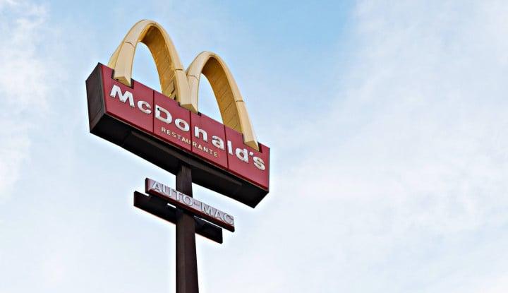 Foto Berita Usai Skandal, Ini Sepak Terjang CEO Baru McDonald's