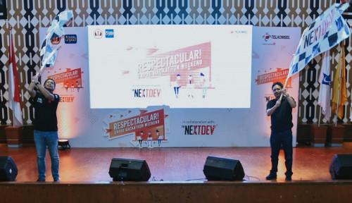 Foto The NextDev 2019, Terobosan Telkomsel Startup Ciptakan Dampak Sosial