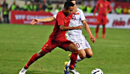Foto Kalah 0-1 dari Vietnam, Indonesia U-23 Tak Lolos ke Piala Asia