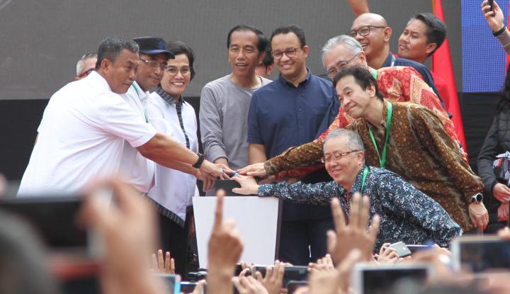 Kenapa Sih Nyinyirin Jokowi yang Resmikan MRT, Kenapa? - Warta Ekonomi