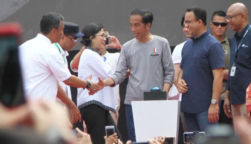 Foto Tim Jokowi: Segera Move On, Sindir Siapa?