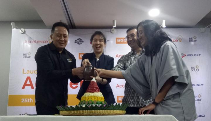 Accelerice Luncurkan Food Innovation dan Knowledge Hub Pertama di Indonesia - Warta Ekonomi