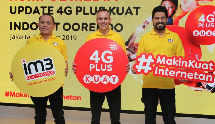Ashiap! Indosat Bakal Tambah 18 Ribu BTS 4G - Warta Ekonomi