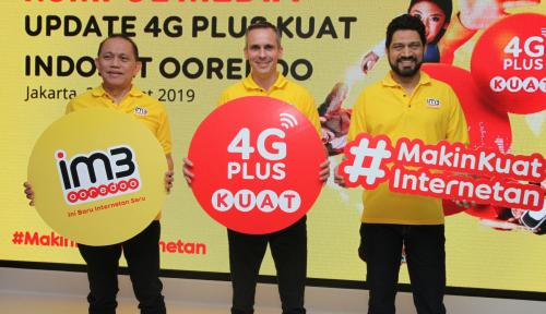 Foto Ashiap! Indosat Bakal Tambah 18 Ribu BTS 4G