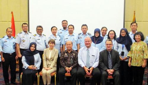 Penyuluh Hukum Indonesia Terima Beasiswa StuNed dari Nuffic Neso