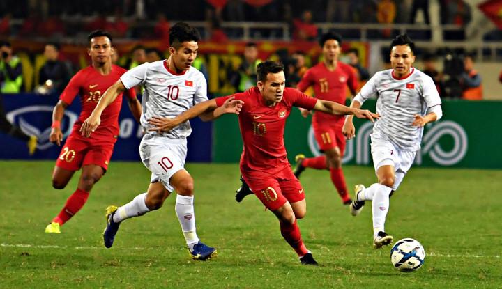 Peringkat FIFA, Indonesia di Bawah Filipina dan Myanmar - Warta Ekonomi