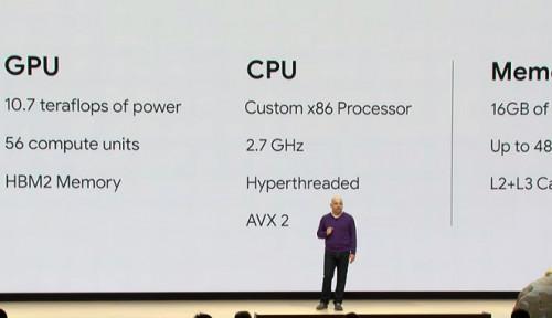 Foto AMD Radeon Dipercaya Mentenagai Platform Game Terbaru, Google Stadia