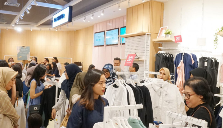 Perluas Pasar, Gerai Keempat Cottonink Resmi Dibuka di Senayan City - Warta Ekonomi