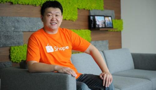 Foto Kisah Orang Terkaya: Forrest Li, Pendiri Shopee yang Merantau dari China ke Singapura
