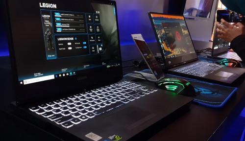 Lenovo Rilis Rangkaian PC Gaming Terbaru, Ini Daftar dan Harganya