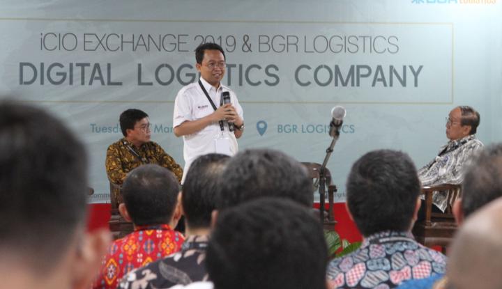 BGR Siapkan Konsep Data Pergudangan Komoditas Terintegrasi - Warta Ekonomi