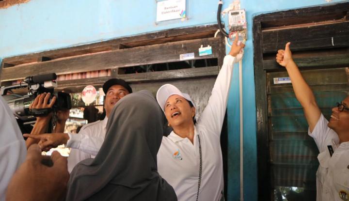 Jelang HUT Kementerian BUMN, Perusahaan Pelat Merah Bagi-bagi Berkah ke Warga Bekasi - Warta Ekonomi