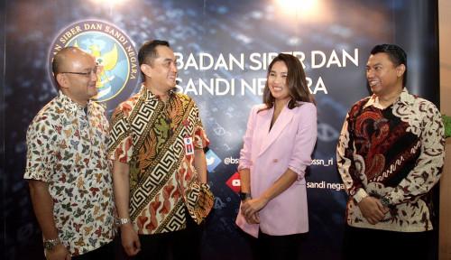 Foto Jaga Infrastruktur Nasional, BSSN Bakal Gelar Pertemuan Keamanan Siber