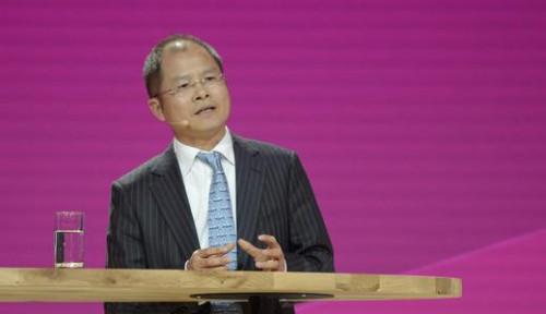 Foto Meski Dijegal Amerika, Penjualan Huawei Tetap Perkasa