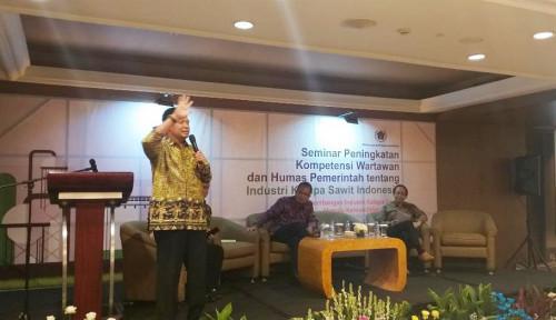 Foto PWI-Gapki Kupas Tuntas Industri Sawit Indonesia