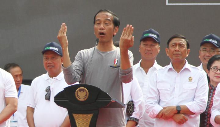 Jangan Mendikte Jokowi