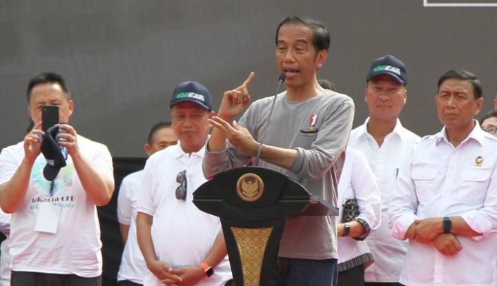 Dari Puji Sikap Prabowo hingga Tak Beri Toleransi untuk Perusuh, Ini Dia Pernyataan Lengkap Jokowi