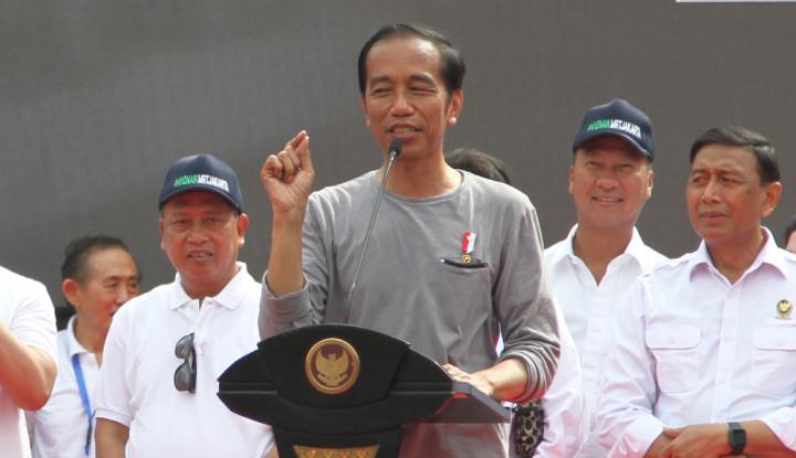Jangan Golput, Jokowi: Sudah Habiskan Triliunan Rupiah - Warta Ekonomi