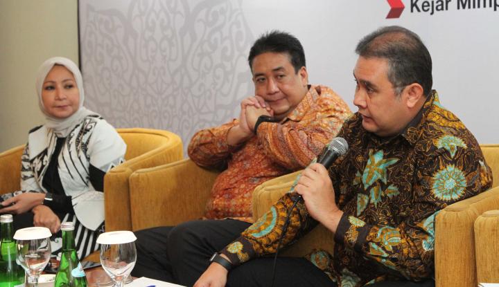 Aset Naik pada 2018, CIMB Niaga Syariah Klaim Jadi UUS Terbesar di Indonesia - Warta Ekonomi