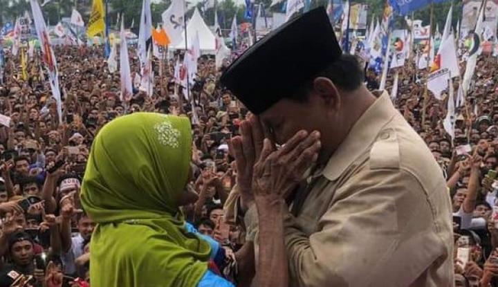 Sering Dikhianati, Ditinggal, dan Dihujat, Curhatan Prabowo Bikin Nyes!! - Warta Ekonomi