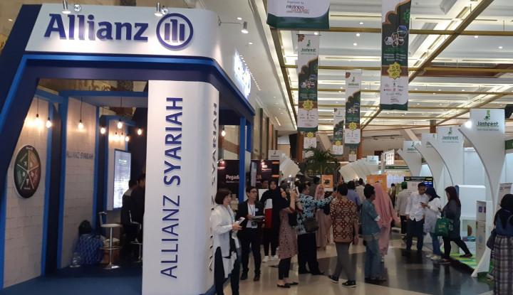Allianz Life Syariah Tingkatkan Pengetahuan Asuransi Syariah ke Berbagai Golongan Masyarakat - Warta Ekonomi