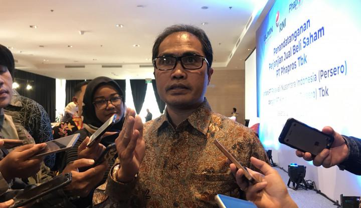 Bos Kimia Farma Pastikan Holding BUMN Rampung di Semester I - Warta Ekonomi