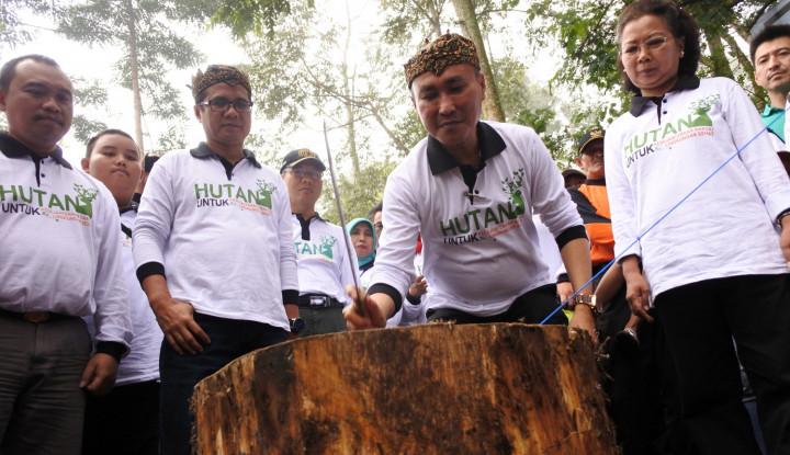 BSI Dukung Program Pelestarian Lingkungan dan Konservasi Hutan - Warta Ekonomi