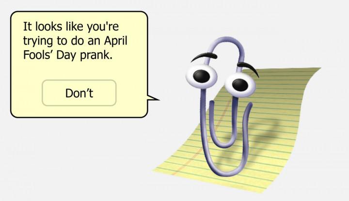 April Mop Segera Datang! Microsoft Berikan Imbauan terhadap Hoaks yang Akan Menyerang - Warta Ekonomi