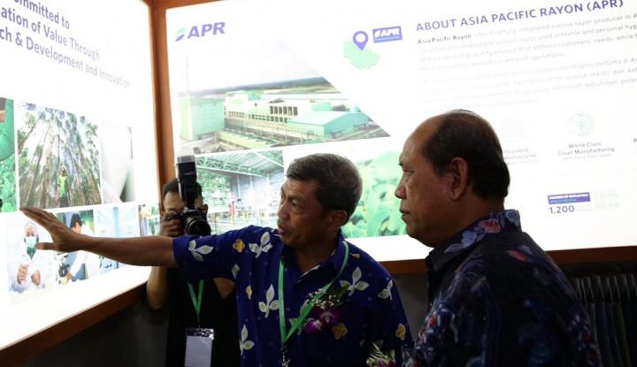 Asia Pacific Rayon, Pemain Baru Viscose yang Terintegrasi dari Hulu ke Hilir - Warta Ekonomi