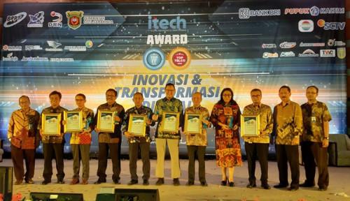 Foto Perum Bulog Sabet Penghargaan Inovasi Digital