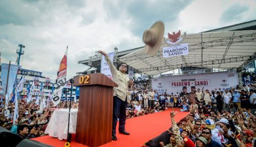 Foto Bagi-Bagi Jatah Menteri, Prabowo Sedang Dagang Sapi?
