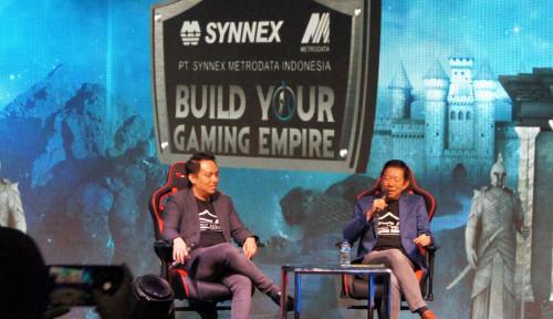Foto Metrodata Perkenalkan Portofolio Produk Gaming Terbaru