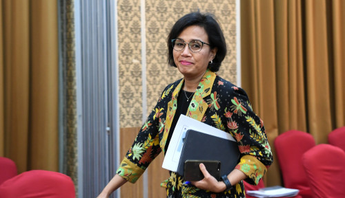 Foto Menteri Sri Mulyani Cek Usulan KPU Soal Ini