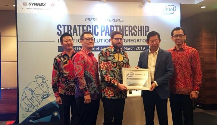 Bermitra dengan Intel, SMI Jadi IoT Solution Aggregator di Indonesia - Warta Ekonomi