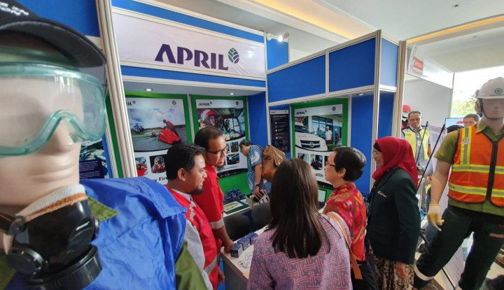 Jadi Prioritas Teratas, APRIL Group Penuhi Sistem K3