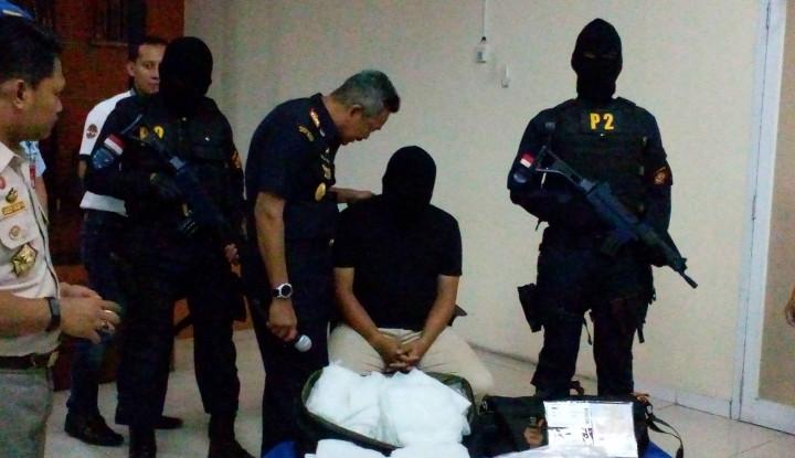 Bea Cukai Bandung Gagalkan Penyelundupan Ekspor Benih Lobster Senilai Rp11 M - Warta Ekonomi