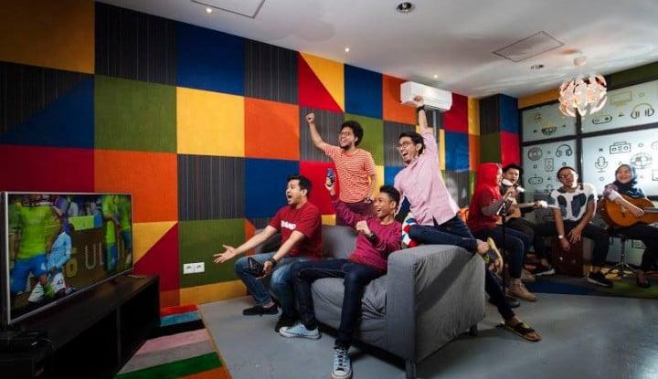 Foto Berita Super Cozy! Intip 4 Kantor Startup di Indonesia yang Bikin Enggak Mau Pulang!